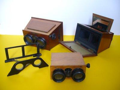 StereoscopesLentilles
