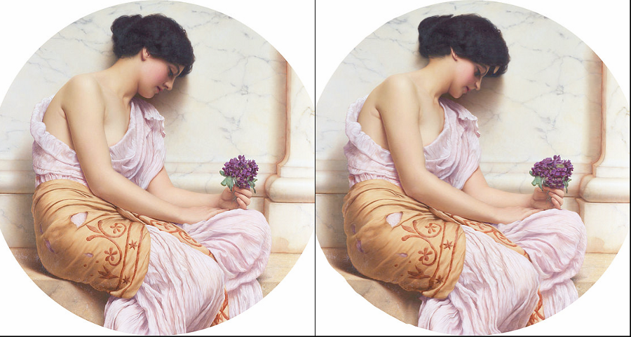 Violets,_sweet_violets_,_by_John_William_Godward-GMIC-Conversion-Studio