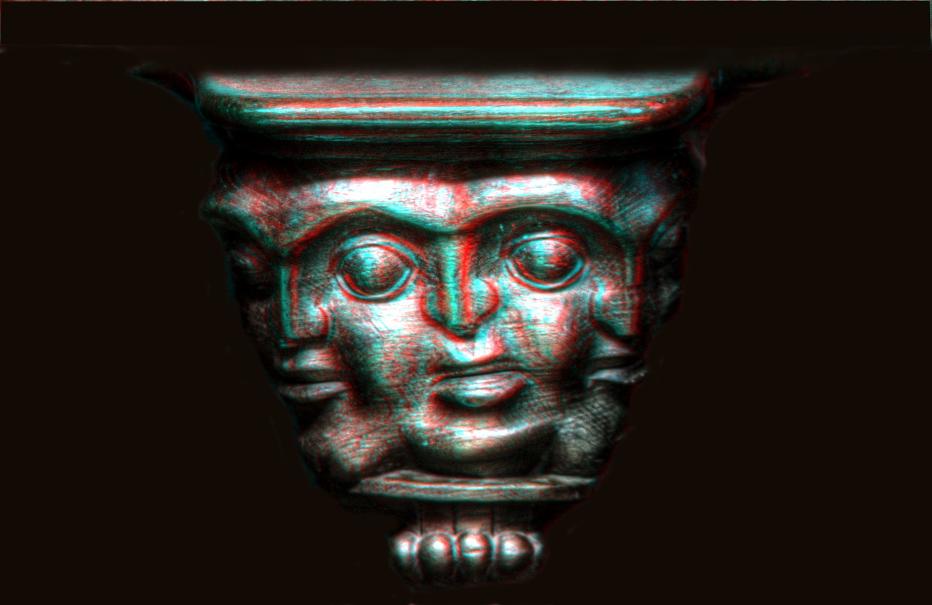 Misericorde3D
